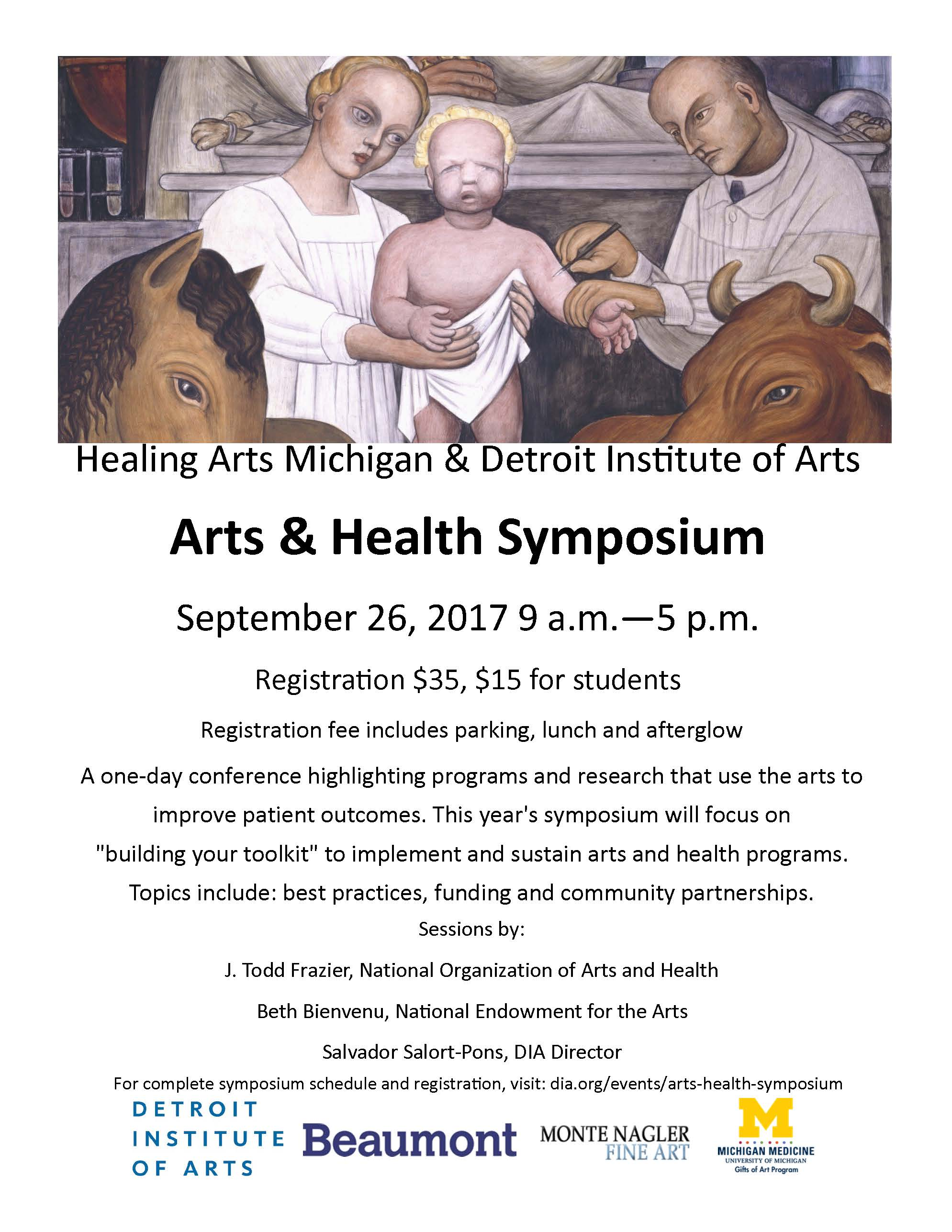 Arts & Health Symposium   Americans for the Arts