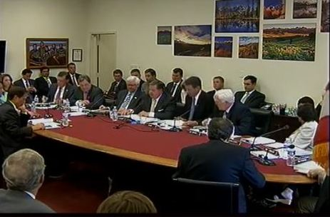 House Interior Subcommittee Advances FY15 Appropriations