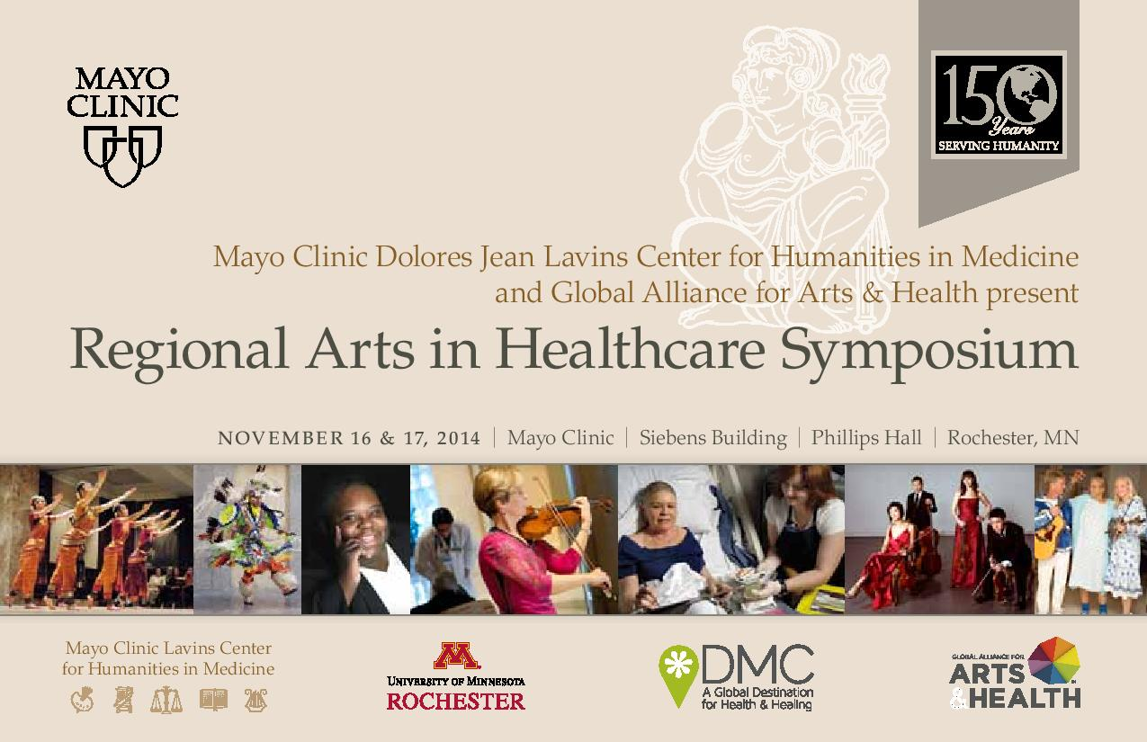 Mayo Clinic Center for Humanities in Medicine and Arts & Health
