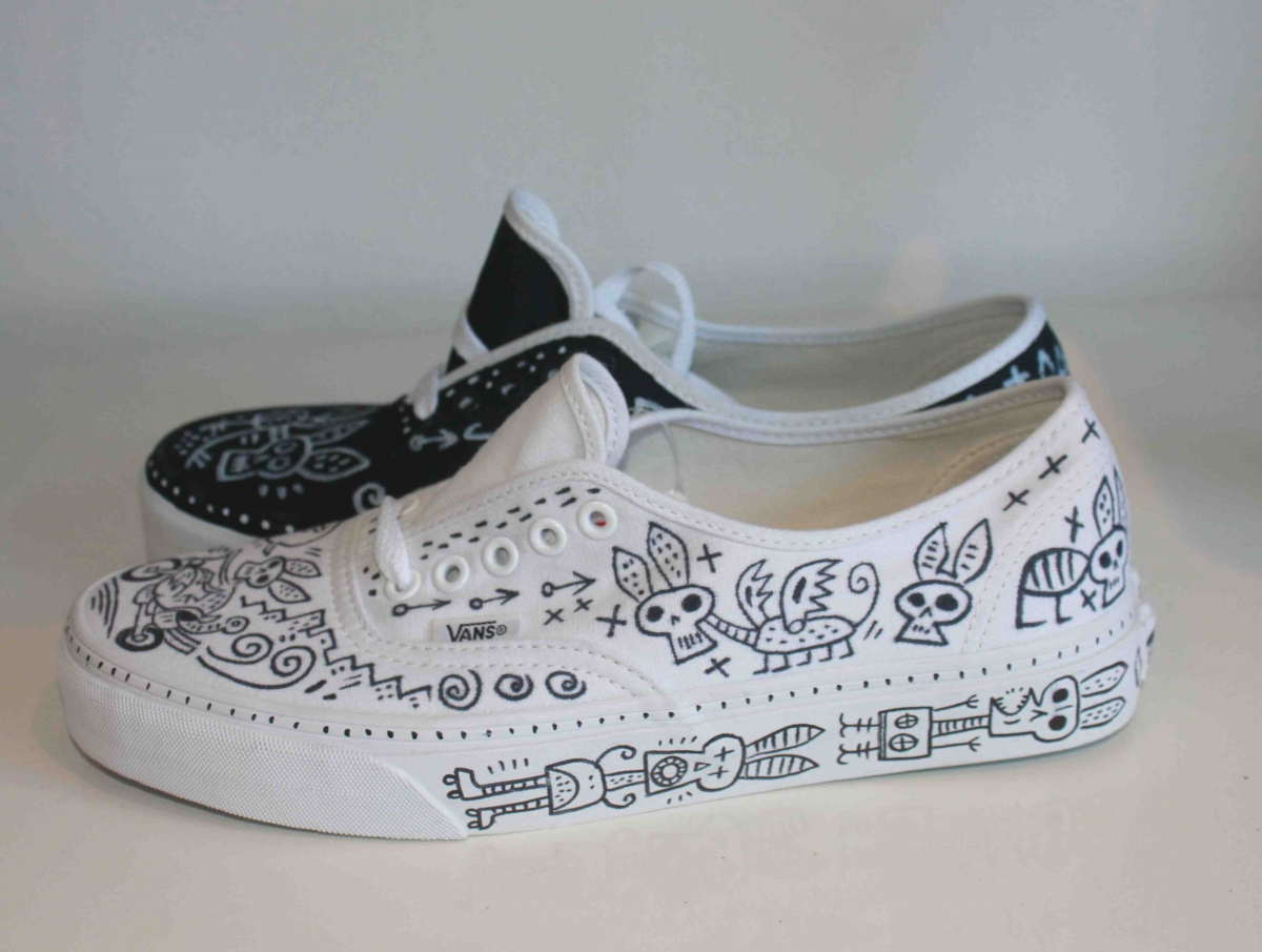 cbc4d2a749e VANS CUSTOM CULTURE ART COMPETITION