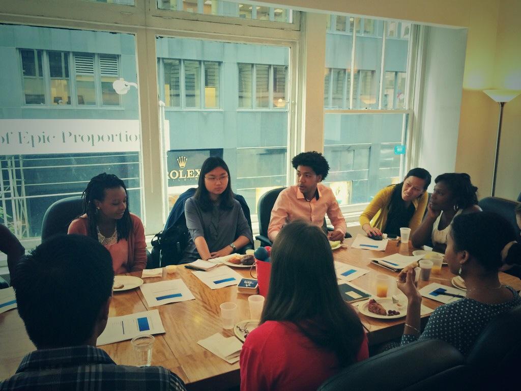 diversity in arts leadership internship program americans for interns