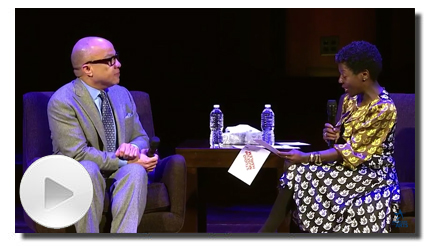 Question and Answer Session with Darren Walker and Thelma Golden