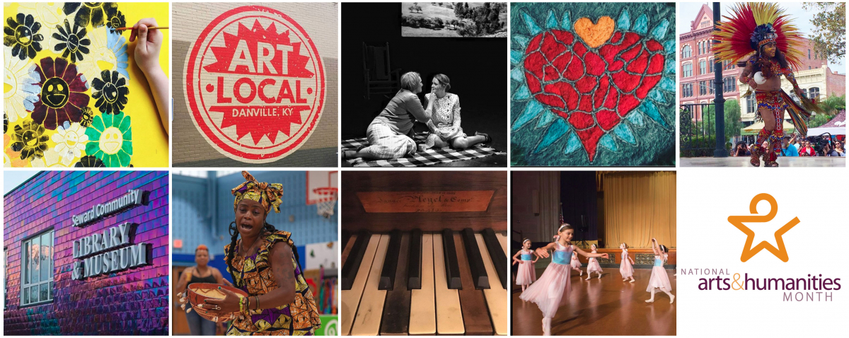 National Arts and Humanities Month | Americans for the Arts