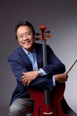 Yo-Yo Ma, Todd Rosenburg Photography