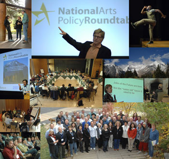 2007 National Arts Policy Roundtable Highlights