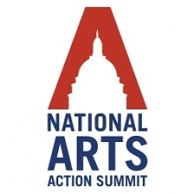 It's the National Arts Action Summit logo.