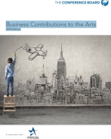 Business Contributions to the Arts Survey cover