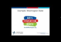 Embedded thumbnail for How States Can Help National Arts in Education Week