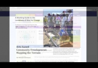 Embedded thumbnail for A Guide to the Animating Democracy Website