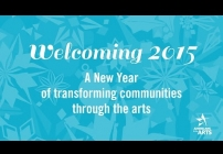 Embedded thumbnail for Happy New Year from Americans for the Arts!