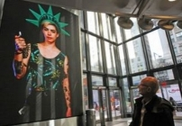 Embedded thumbnail for 2015 Public Art Network Year in Review: 'New York Minute'