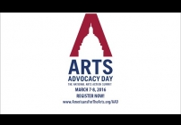 Embedded thumbnail for Arts Advocacy Day 2016